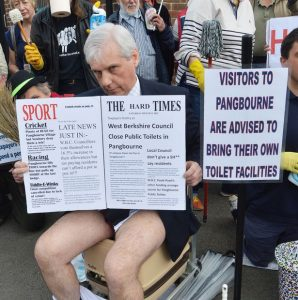 Pangbourne-Toilet-Closure-protest