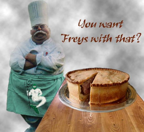 wiki on the cannibal frey pie recipe in game of thrones
