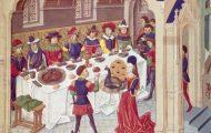 weirdest Medieval food