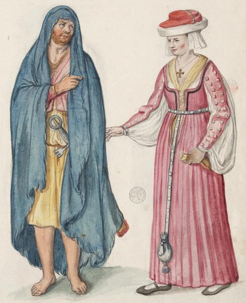 irish-man-and-woman