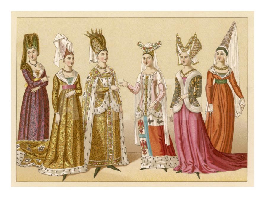 medieval-ladies-in-their-fancy-headdress_a-g-6800762-8880731