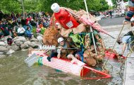 Kinetic Sculpture Race