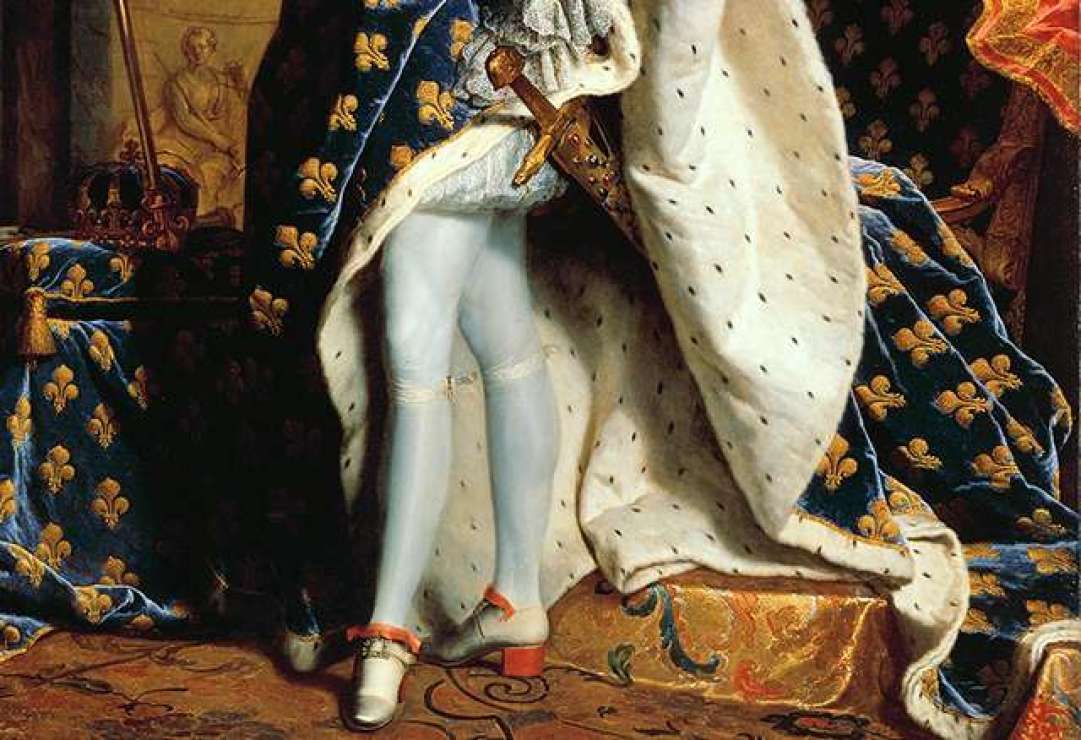 The King Who Invented Ballet King Louis Xiv Of France