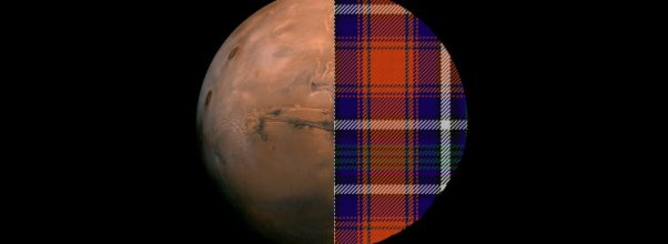 Martian Tartan