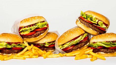 Lab-Grown Hamburger