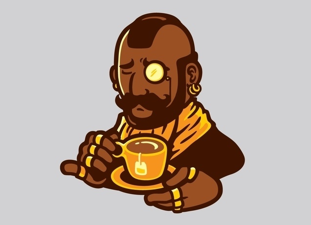 Image result for pinky up