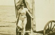 Bathing Machine girl